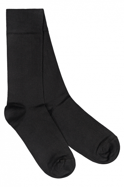 Socks-Black_HFront